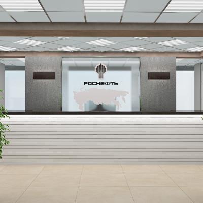 Офисные помещения для компании «Роснефть»